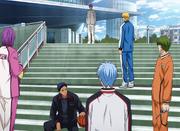 Akashi appears