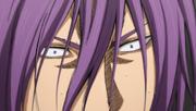 Angered Murasakibara