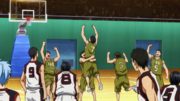 Seirin High vs Senshinkan High