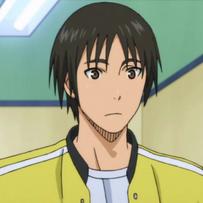 Kazuki Tōyama mugshot anime