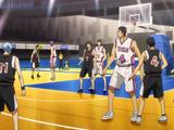 Lycée Yōsen vs Lycée Seirin
