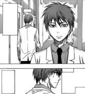 Midorima notices a change in Akashi