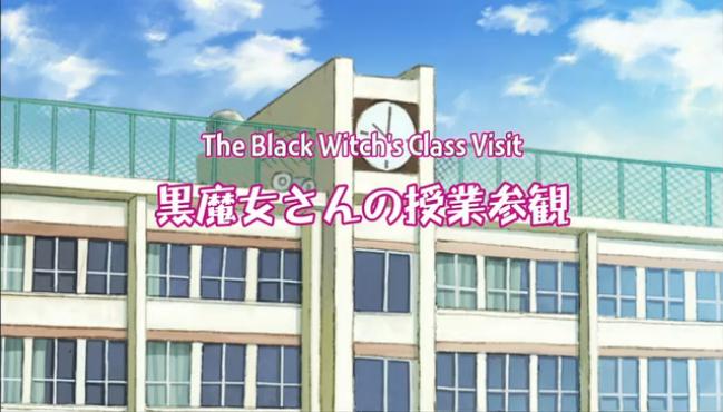 Kuromajo2 episode 16 opening