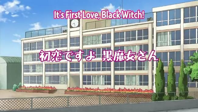 Kuromajo episode 4 opening