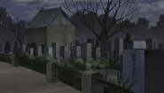 Kuromajo cemetery