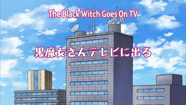Kuromajo episode 10 opening