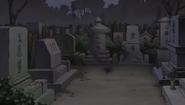 Kuromajo cemetery1