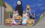 Kuromajo2 halloween4