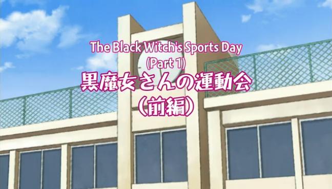 Kuromajo2 episode 17 opening