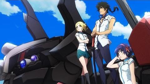 TVアニメ「クロムクロ」PV第3弾
