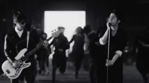 「デストピア 超音速デスティニー」ミュージックビデオ
