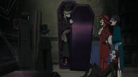 104 Undertaker's hiding place