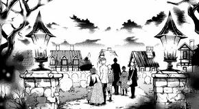Village in the Werewolves' Forest