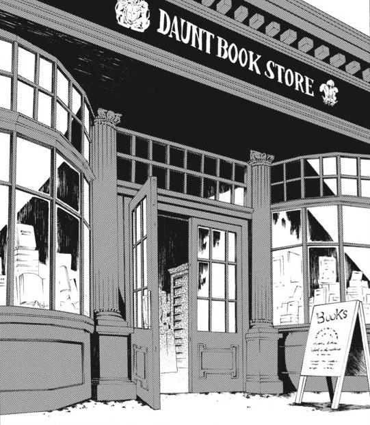 Ch85 Daunt Book Store
