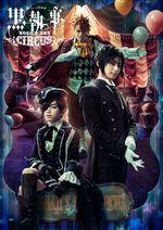 Ciel, Sebastian & Joker -Musical