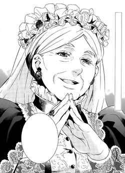 Królowa Wiktoria (manga)