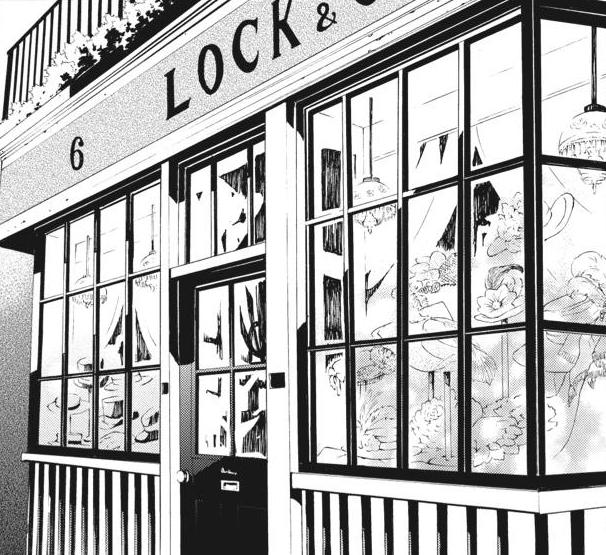 Ch85 Lock & Co. Hatters