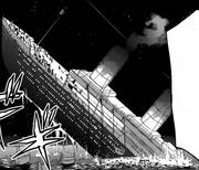 Ch64 Campania sinking