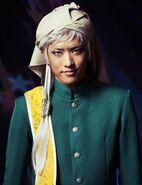Takuya Terada - Agni (2016 musical)