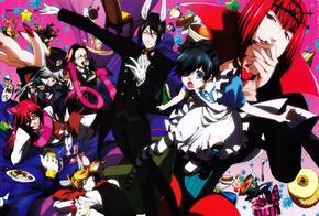 Ciel in Wonderland poster