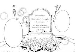 Ch50 Sebastian's grave