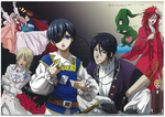 OVA1 His Butler, Performer
