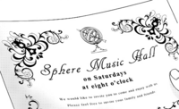 Ch109 Sphere Music Hall Invitation