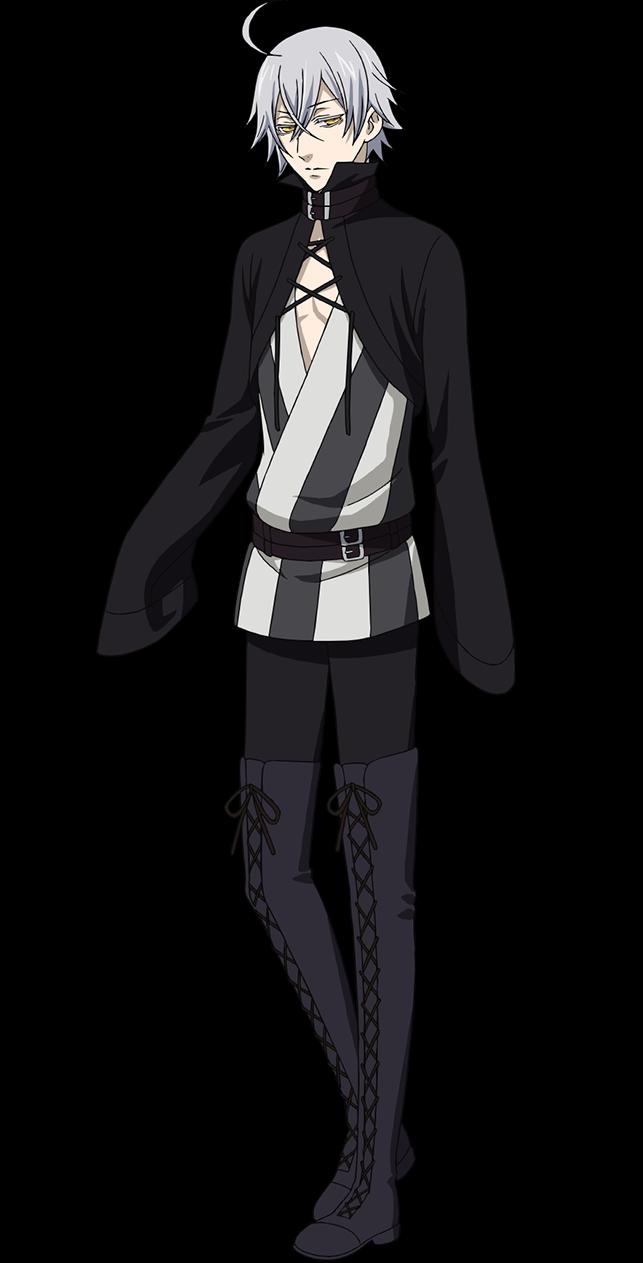 Undertaker Black Butler Full Body