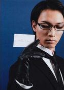 Nagaoka Takuya as William