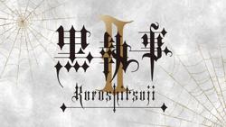 Kuroshitsuji II Logo