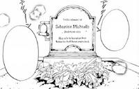 Sebastian Michaelis tomba