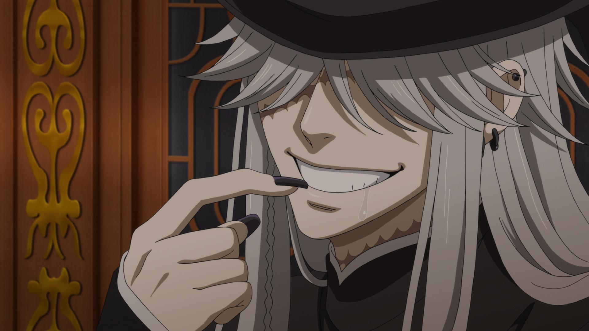 Undertaker Kuroshitsuji Wiki Fandom Powered By Wikia