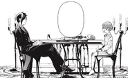Ch138 Smile and Sebastian at the black table
