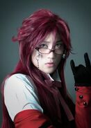 Takuya Uehara - Grell Sutcliff3