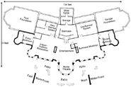 Phantomhive Manor - basement area