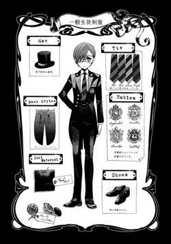 Weston College uniforme