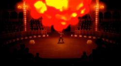 302 Jumbo breathes fire