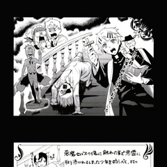 In the extras of Volume 20.