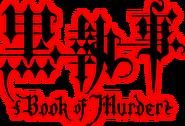 Book of Murder Logo