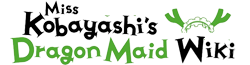Dragon Maid Wiki-wordmark