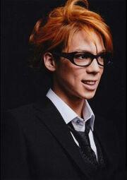 Yosuke Crawford as Ronald