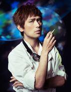 Noboru Washio - Baldroy (2016 musical)
