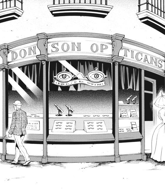 Ch85 Donson Opticians