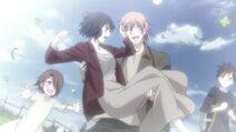 Joker, Beast, Doll & Dagger (anime) 1