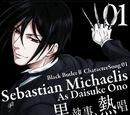 Kuroshitsuji II Character Song Vol. 01