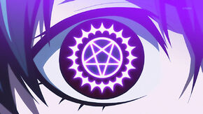 Ciel's right eye
