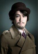 Shun Takagi - Fred Abberline