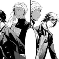 Agni y Sebastian.