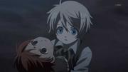 Alois encuentra a Luka muerto