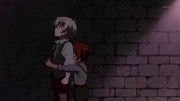 Luka abraza a Alois